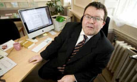 Tom Watson MP