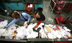 Sorting office