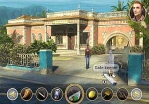 Tunguska computer game