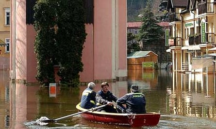German flood
