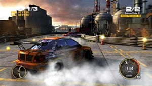 game review race driver grid technology the guardian