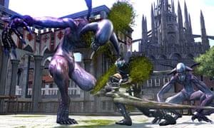 Ninja Gaiden videogame
