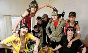 Gypsey punk band Gogol Bordello
