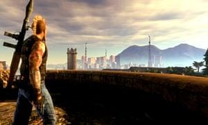 Game review mercenaries 2 world in flames games the guardian merceneries 2 videogame altavistaventures Gallery