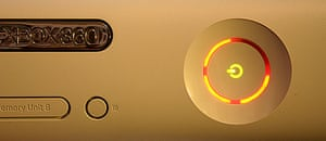 "Xbox 360 ""red ring of death"""