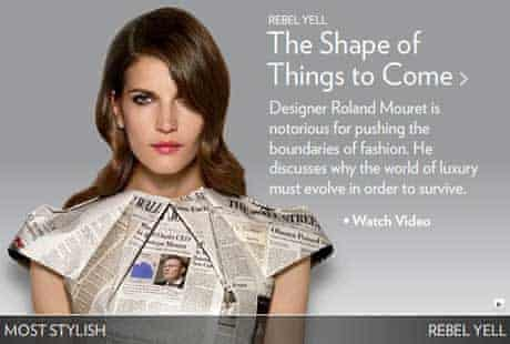 WSJ: The Wall Street Journal magazine (screen grab)