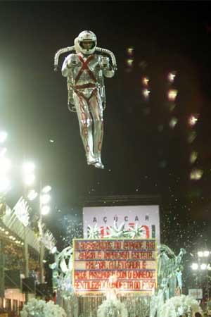 Jetpack: Rio carnival