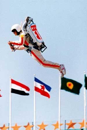 Jetpack: 1984 Summer Olympics