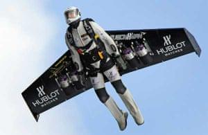 Jetpack: Yves Rossy