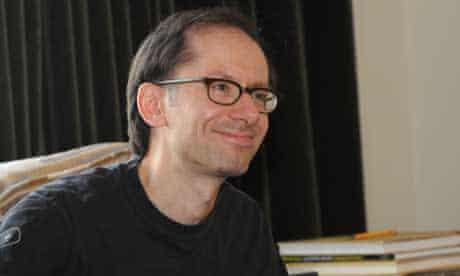 David X Cohen co-creator of Futurama