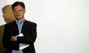 Jerry Yang of Yahoo