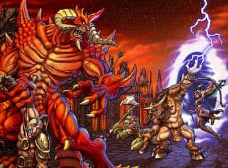Videogame Diablo II