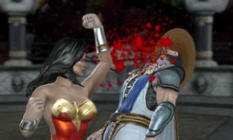 Mortal Kombat Vs DC Universe on Xbox 360