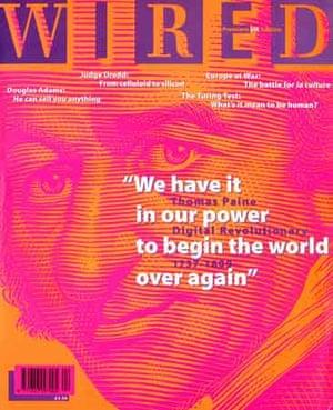 Wired UK: Thomas Paine