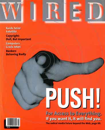 Gallery of covers from the 1990s version of Wired UK | Technology ...