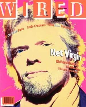 Wired UK: Richard Branson