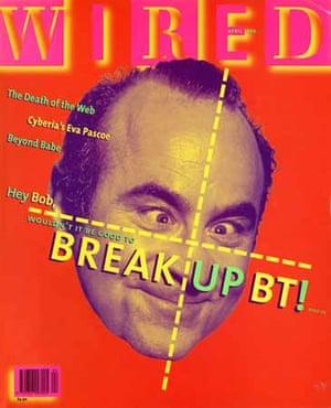 Wired UK: Bob Hoskins
