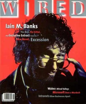 Wired UK: Iain Banks