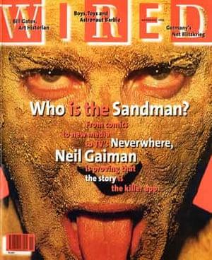 Wired UK: Neil Gaiman