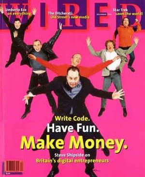 Wired UK: Make money!