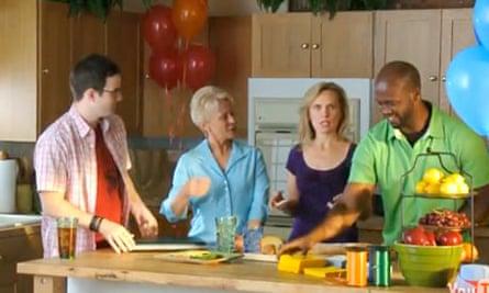 Microsoft Windows 7 party video