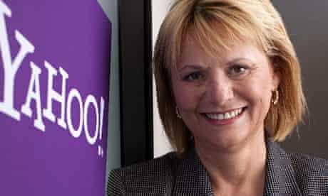 Yahoo CEO Carol Bart