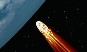Asteroid heads for Earth