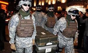 Call of Duty: Modern Warfare 2 launch - London