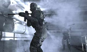 Modern Warfare 2: Brilliant, but just a machine | Charlie Brooker