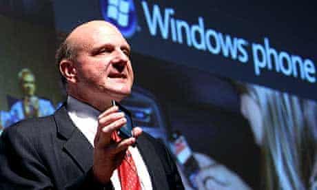 "Microsoft's Ballmer Says Windows 7 Sales ""Fantastic"""