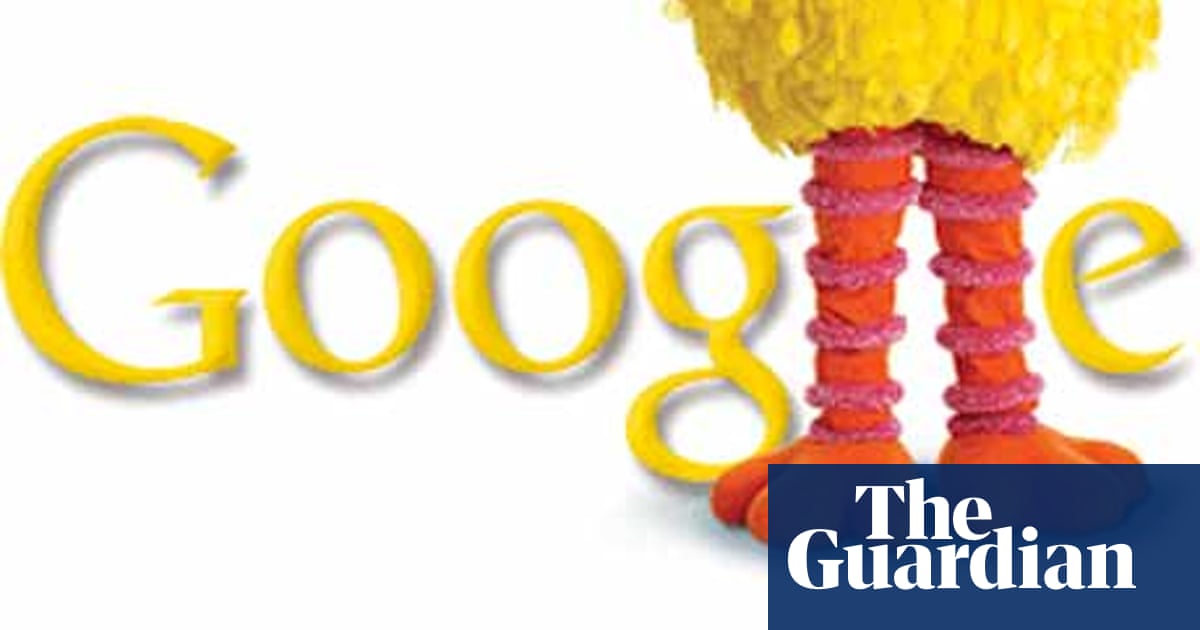 Sesame Street: Google celebrates 40 years of Big Bird and the gang