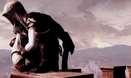Still from Ubisoft's Assassin's Creed 2