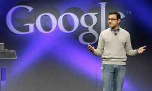 Google's vice president of engineering, Vic Gundotra