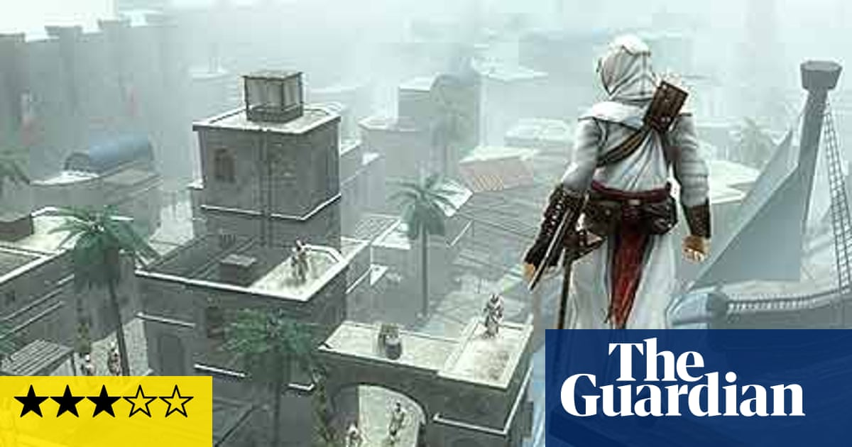 Assassin S Creed Bloodlines For Psp Game Review Games The Guardian