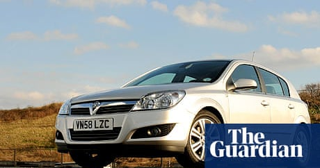 On the road: Andrew Anthony reviews the Vauxhall Astra 1.7 ...