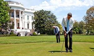 Obama on Flickr