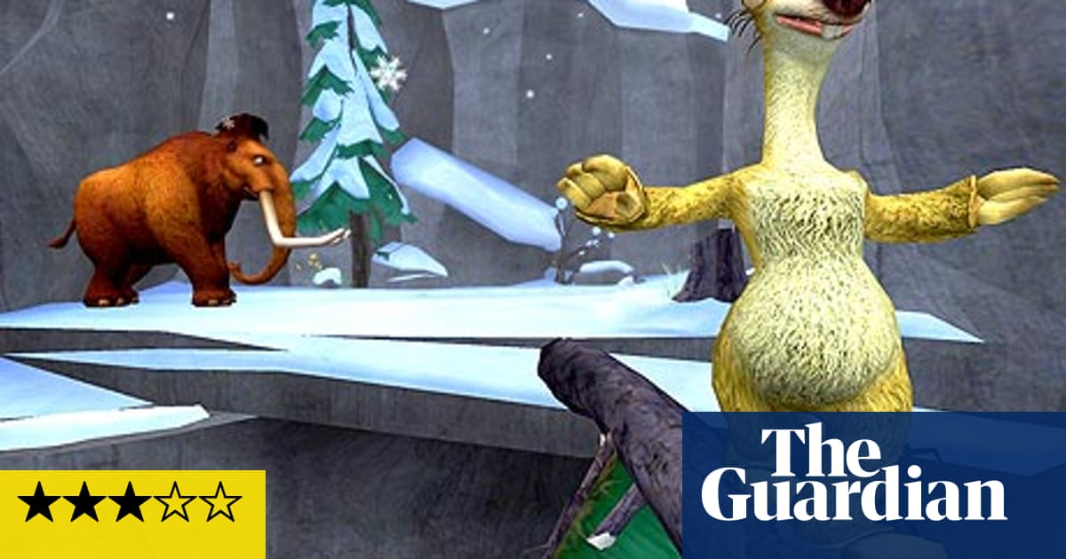 Dvd Review Ice Age 3 Dawn Of The Dinosaurs Dvd And Video Reviews The Guardian