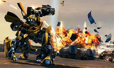 Transformers: Revenge of the Fallen   Games   The Guardian