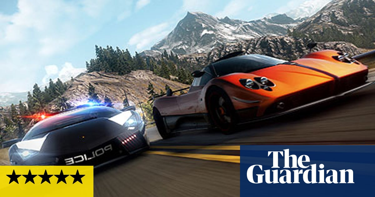 Need For Speed Hot Pursuit Review Need For Speed The Guardian