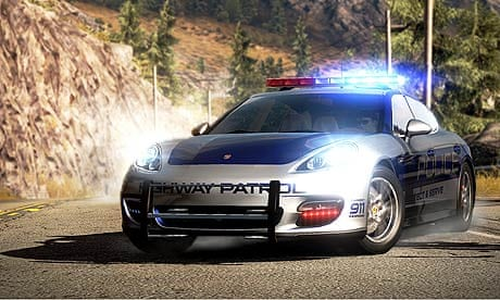 Need For Speed Hot Pursuit Review Games The Guardian