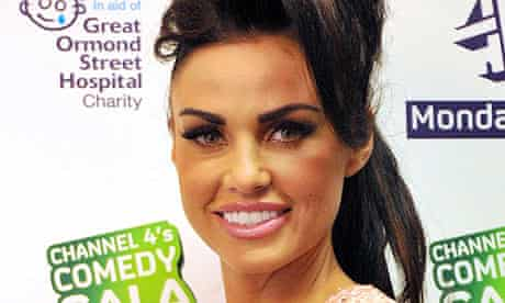 Katie Price signs for Living TV