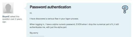 Gawker warned of password weakness