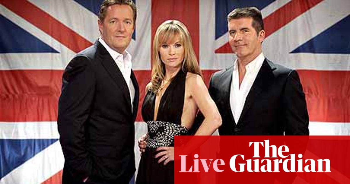Britain S Got Talent Liveblog Television Radio The Guardian