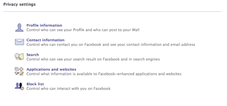 Facebook privacy settings: how to control them | Technology