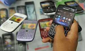 BlackBerry India