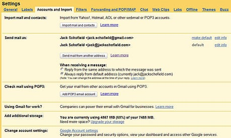 Solve email problems forever by setting up Gmail with your