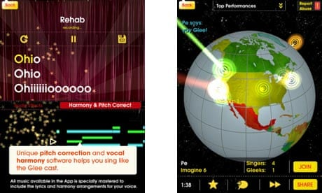 Apps of the Day: The best pitch-bending apps | Media | The Guardian
