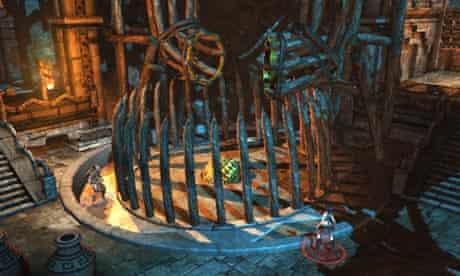 Lara Croft Guardian Light
