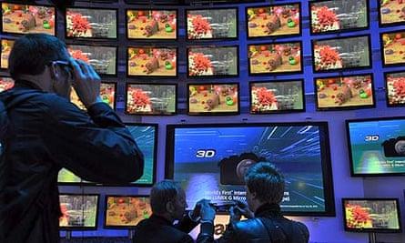 Panasonic 3D TV