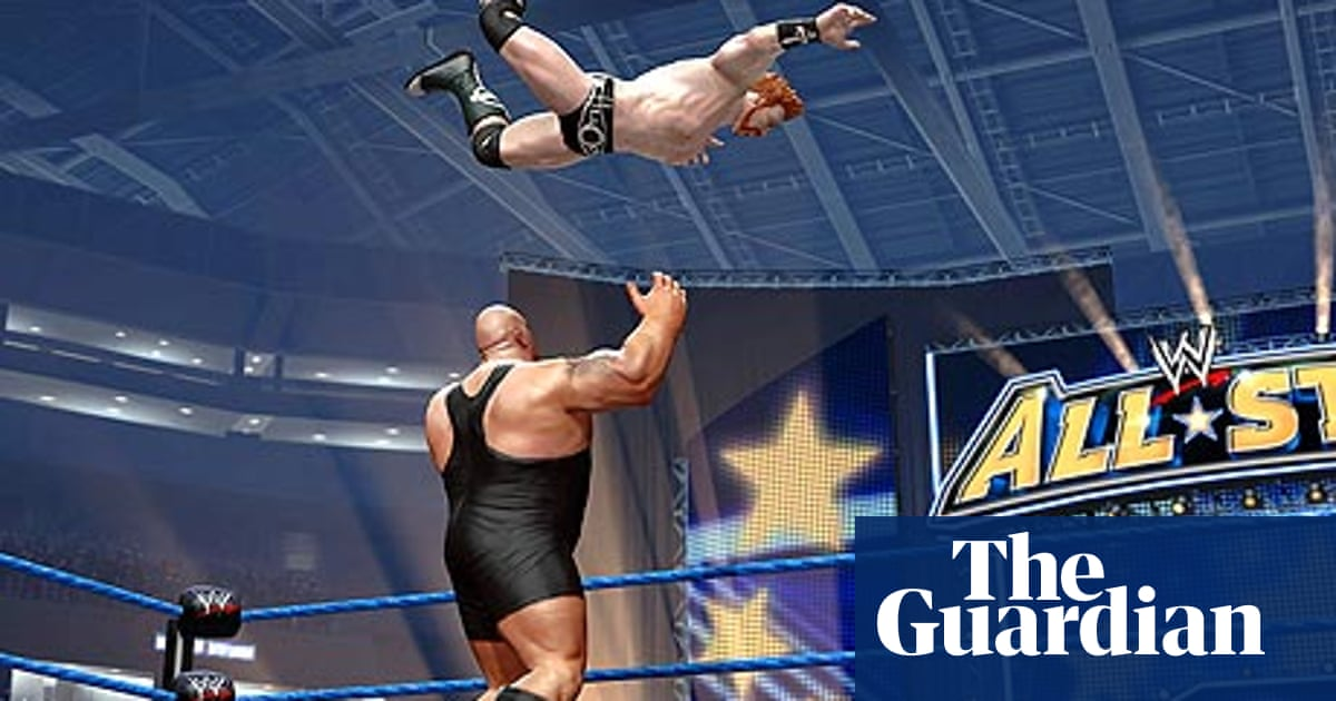 WWE All Stars hands-on | Technology | The Guardian